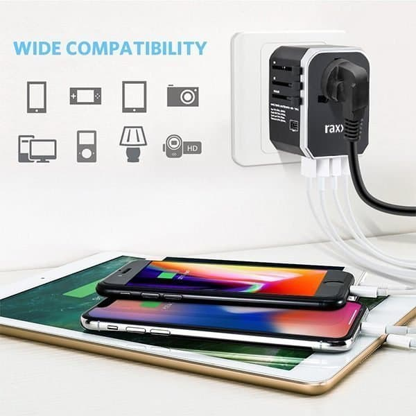 Travel Adapter Compatibility