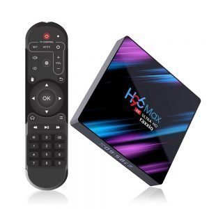 H96 Max Android Box